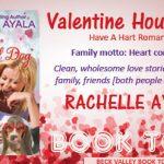 Valentine Hound Dog by Rachelle Ayala (Have a Hart Sweet Romances #2)