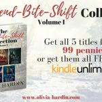 The Bend-Bite-Shift Collection: Volume I Only $.99 this weekend!