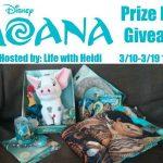Moana Prize Pack $100 ARV (4 sets)