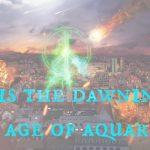 AGE OF AQUARIUS release day
