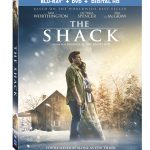THE SHACK Blu-ray/DVD May 30 Release and Giveaway