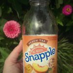 Snapple Tea for National Iced Tea Day!
