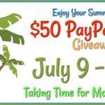 Enjoy Your Summer Giveaway
