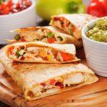 Easy Chicken Quesadillas