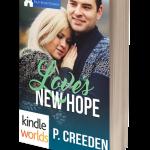 First Street Church Romances: Love's New Hope (Kindle Worlds Novella)