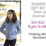DASHER HOLIDAY GIFT SET Giveaway from Limeapple (normal arv $164)
