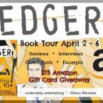 Edger by David Beem $75 Amazon GC Giveaway
