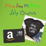 July Fan Appreciation Giveaway