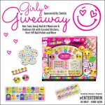 Non-Toxic Nail Art Kit for Girls Giveaway