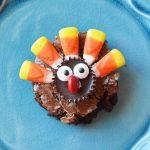 Easy to Make Turkey Brownie
