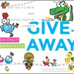 2 Roosterfin Games ($50 APV) Giveaway
