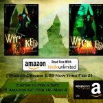 Wicked Origins Sale and Wicked Gambit New Release & Contest