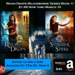 Review and Giveaway – Bloodborne Series