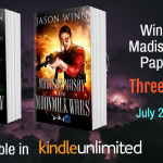 Win a Signed Set of Madison Mosby Paperbacks – Three Winners