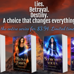 Young Adult Urban Fantasy book sale and Freebie