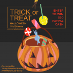 Halloween Party $50 PayPal Cash