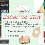 Kitchen Witch Wars and the Chopped up Chef Giveaway!